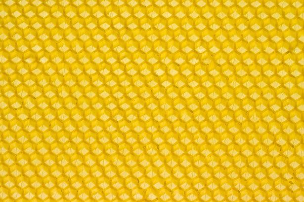 100 Bienenwachsplatten